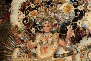 Tenerife Carnaval in Playa de los Cristianos
