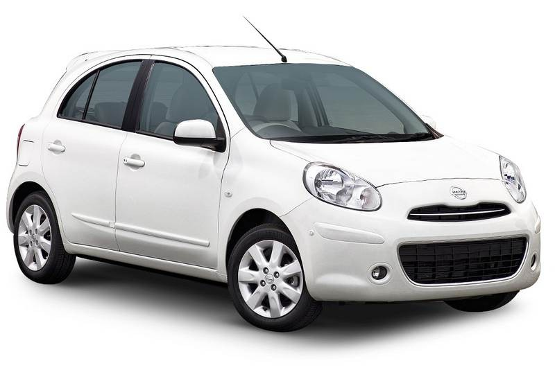 Nissan Micra Car Hire