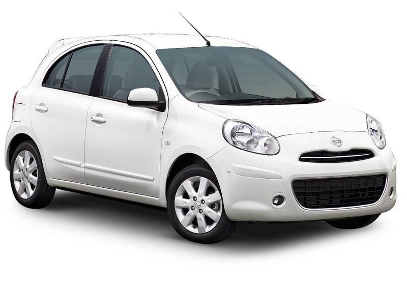 Nissan Micra Car Hire