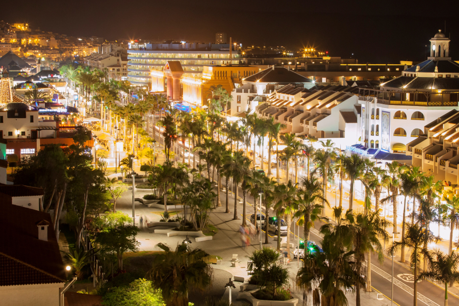 Options of Tenerife Car Hire in Playa de las Americas
