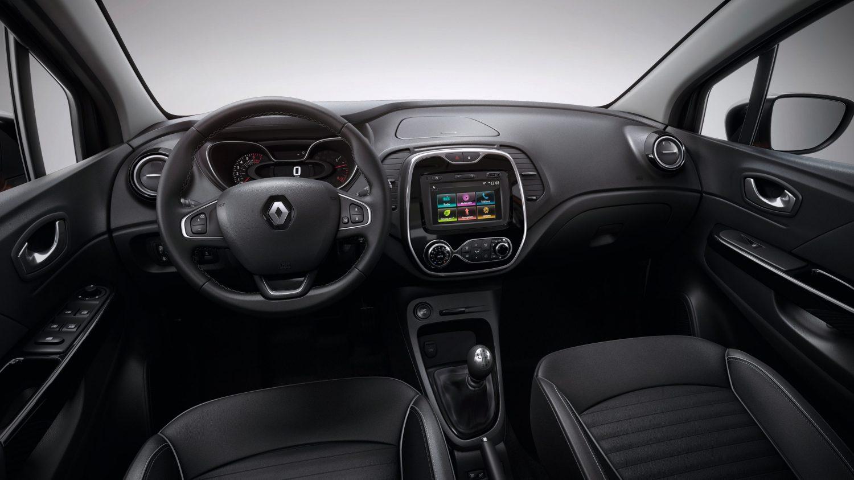 Renault Captur Car Hire