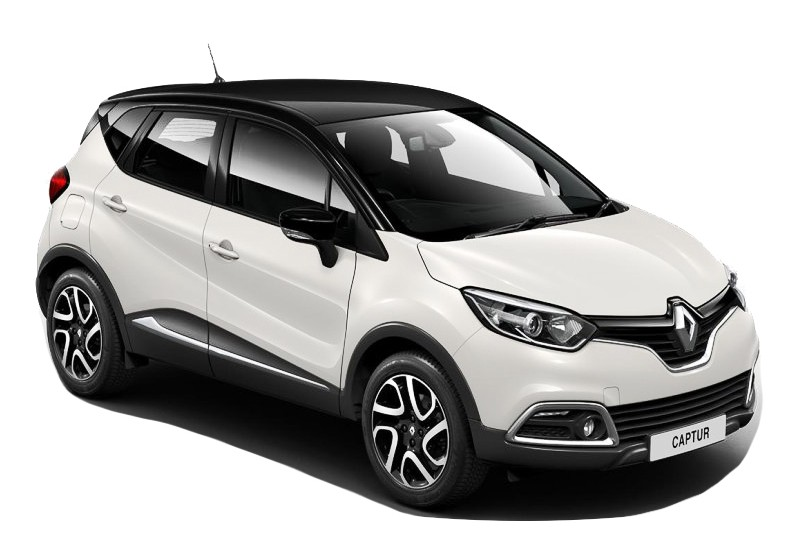 Renault Captur Car hire