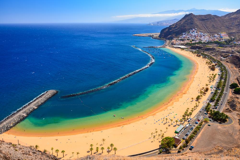 Tenerife Beach Las Terresitas
